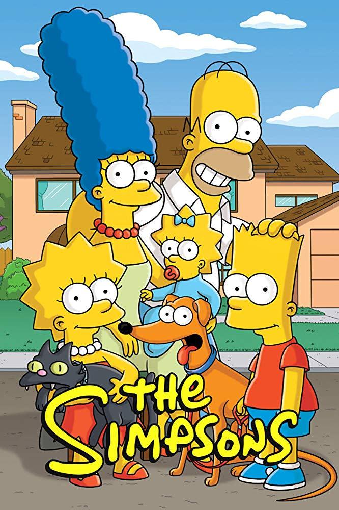 The Simpsons. Image via IMDB.