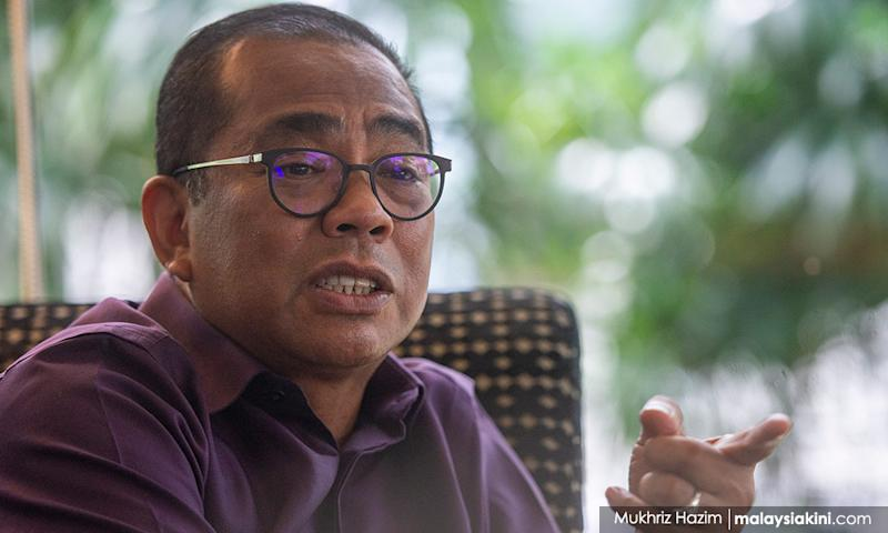 Umno can determine govt's fate - Khaled Nordin