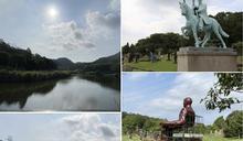 簡秀枝》威權時代的眼淚 慈湖紀念雕塑公園