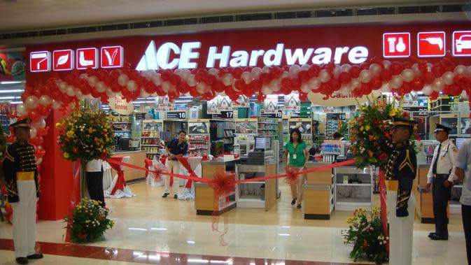 Ace Hardware Digugat Soal Utang Piutang