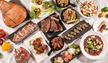 肉食系看過來!2家餐廳祭出澎湃好料吃到飽 全面滿足吃肉慾望
