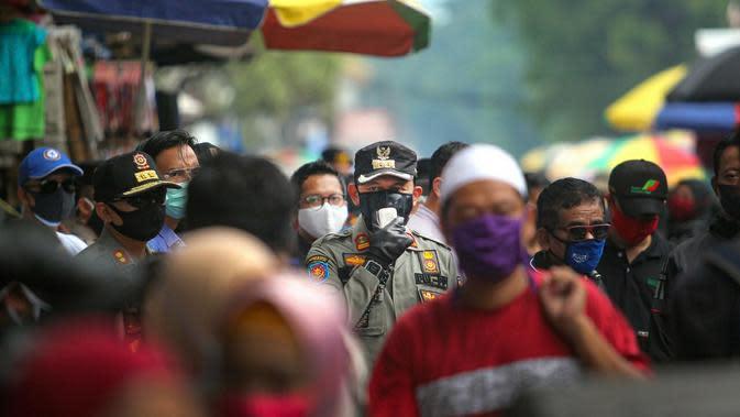 Bima Arya Akan Cabut Bansos Jika Digunakan Belanja Baju Lebaran