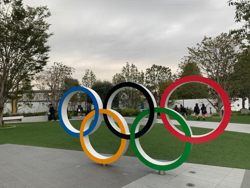 ▲東京奧運可能延期。(圖/吳政紘攝)