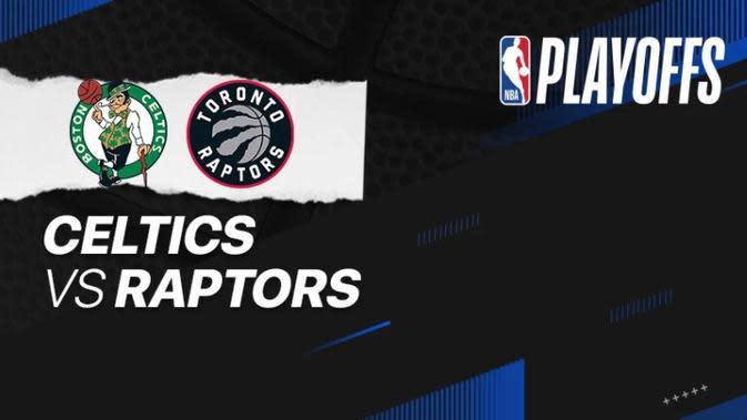 Semifinal Wilayah Timur playoff NBA gim ketujuh antara Toronto Raptors vs Boston Celtics. (Dok. Vidio)
