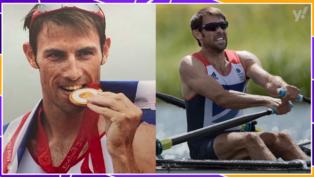 馬克·亨特:親睹父親心臟病瀕死 九年後我們㩦手贏得金牌