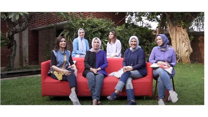 7 Potret Najwa Shihab dan Saudara Perempuannya, Cantik dan Sukses (Sumber: YouTube/Najwa Shihab)