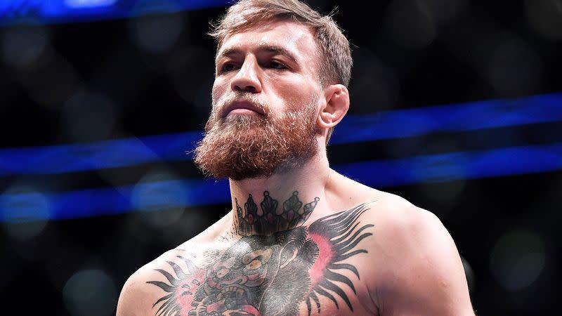 Conor McGregor Under Investigation In Sexual Assault Case