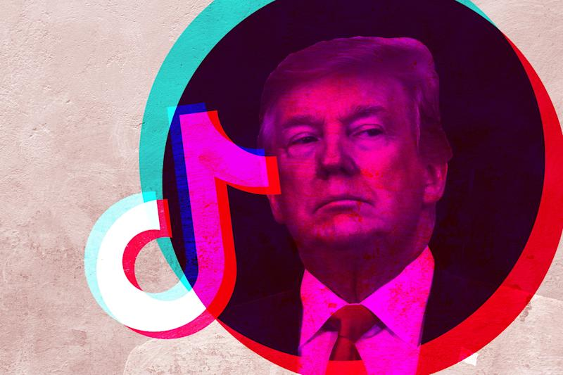 Trump reportedly still wants U.S. government to get paid in proposed TikTok sale