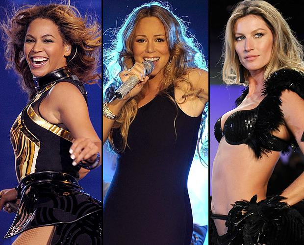 Beyoncé, Gisele Bündchen, and Mariah Carey Among Top 10 Power Moms