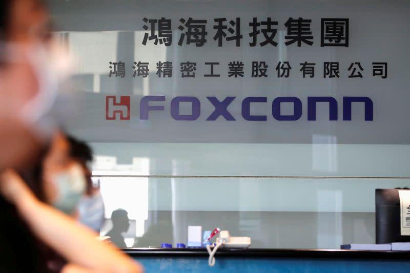 Apple supplier Foxconn's profit beats view, sees smartphone demand off lows