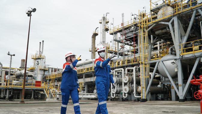Sukses Produksi Green Diesel D100, Kado Pertamina untuk HUT RI ke-75