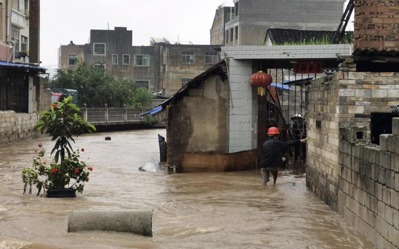 China Storms