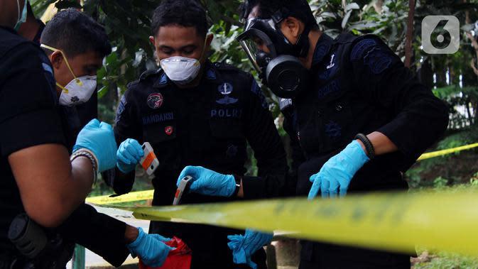 Polisi: Pegawai BatanSudahLama Praktik Dekontaminasi Radioaktif