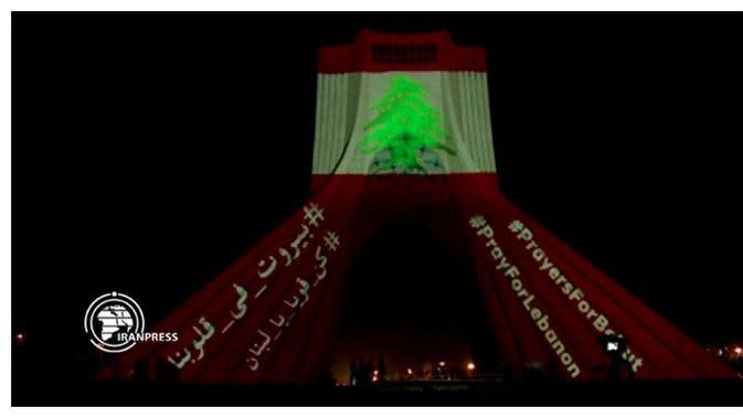 Solidaritas dan dukungan untuk Lebanon (Sumber: iranpress)