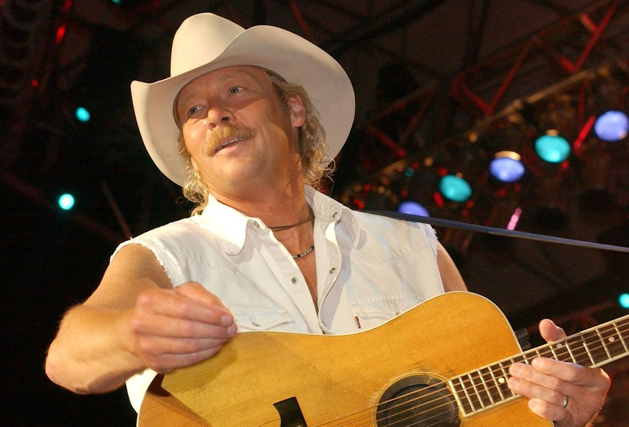 "<p>In 1994, Alan Jackson decided to go rogue. First, instead of wearing the usual black-tie garb for the red carpet, Alan <a href=""https://www.youtube.com/watch?v=bORueP9-Dys"" target=""_blank"">donned a muscle tee</a>  emblazoned with a photo of Hank Williams. Later, during the live broadcast, Alan and his band took to the stage to perform ""Gone Country,"" but the singer wasn't happy that the show's producers had asked him and his band to play along to a pre-recorded track. As <a href=""https://www.youtube.com/watch?v=yEPNgJ17kGQ"" target=""_blank"">the performance began</a> and the track started blasting, eagle-eyed viewers noticed a problem—Alan's drummer was playing sans drumsticks as a subtle form of protest.</p>"