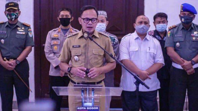 PSBMK Kota Bogor Dilanjutkan hingga 10 November 2020