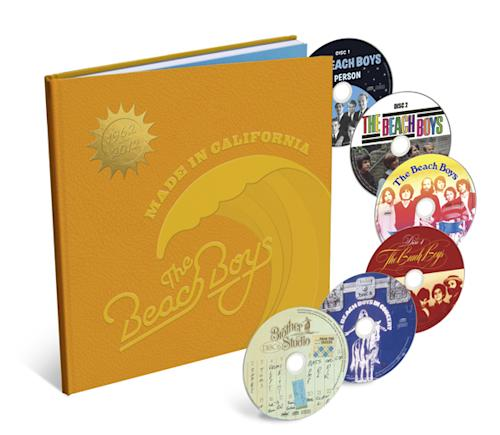 The Beach Boys Look Back With 'Wendy'