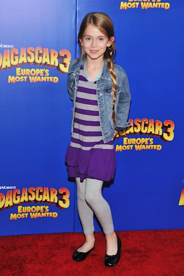 """""""Madagascar 3: Europe's Most Wanted"""" New York Premiere - Inside Arrivals"""