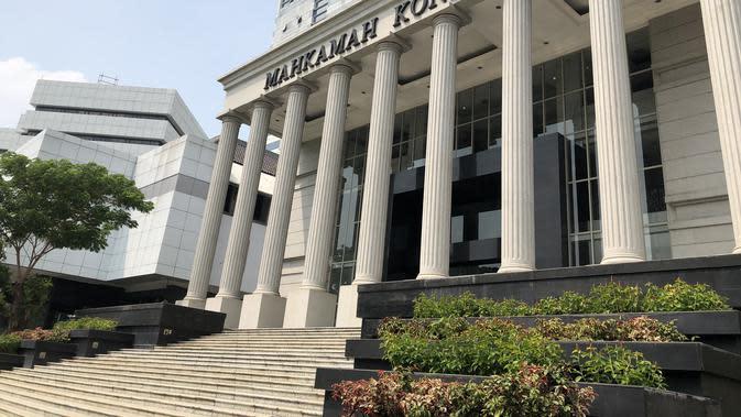 Ilustrasi Mahkamah Konstitusi (MK) (Liputan6/Putu Merta)