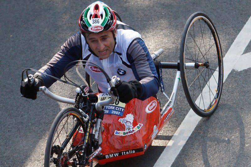 Zanardi menunjukkan pemulihan signifikan pascakecelakaan handbike