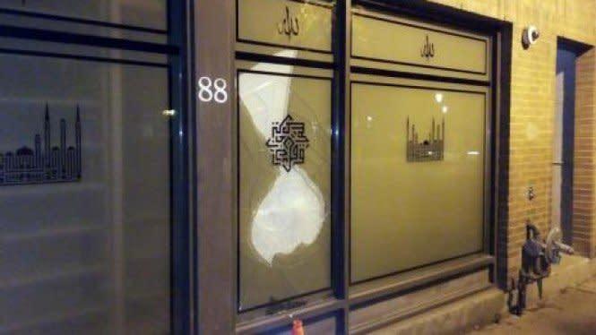 Penjaga Masjid di Toronto Ditikam Pria Misterius hingga Tewas