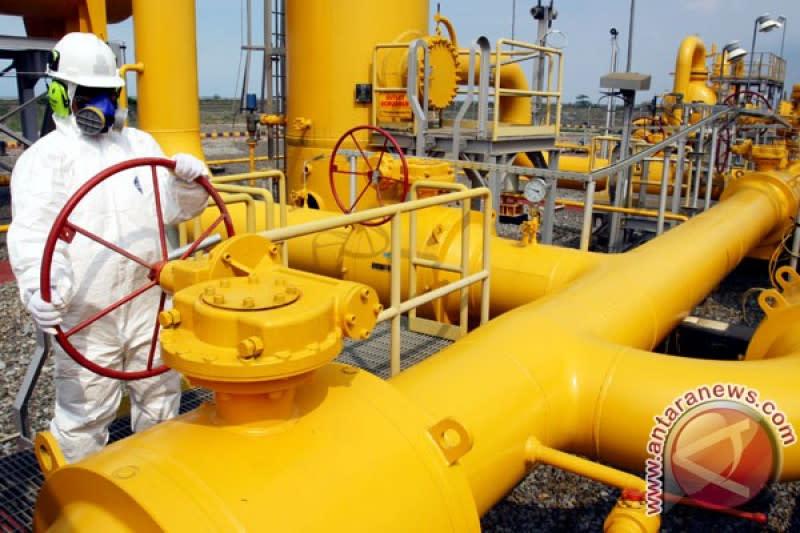 Utamakan domestik, Pemerintah akan hentikan pasokan gas ke Singapura