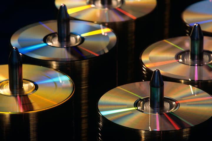 CD R Discs
