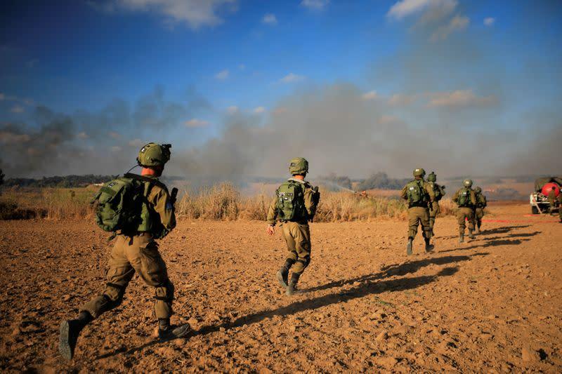 Gaza-Israel violence prompts stepped-up mediation efforts