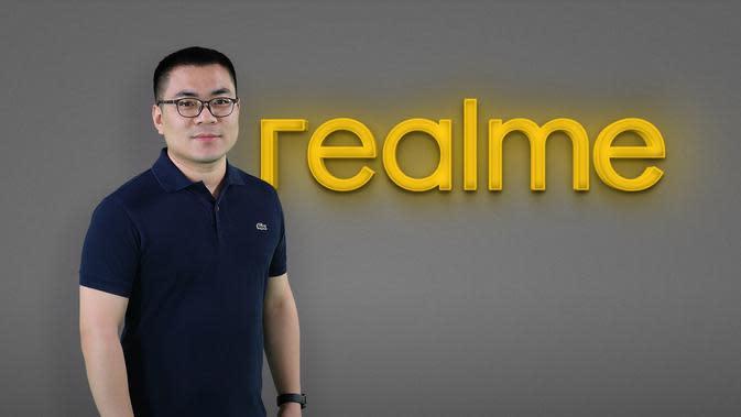 Marketing Director Realme Indonesia Palson Yi (Foto: Realme Indonesia)
