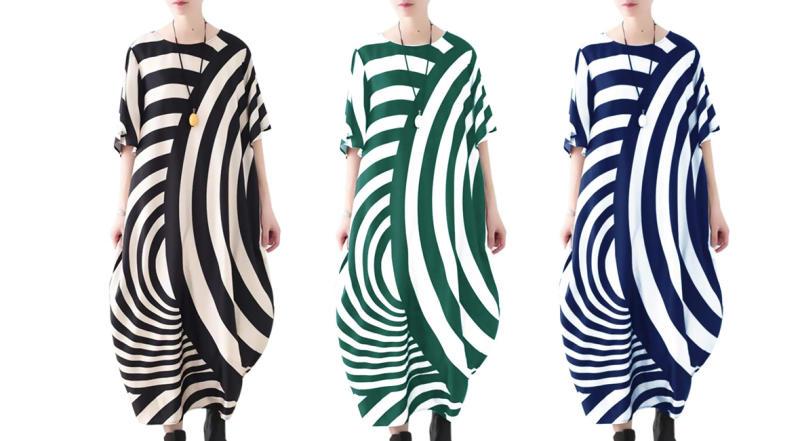 YESNO JCT Women Long Loose Maxi Dress (Photo: Amazon)