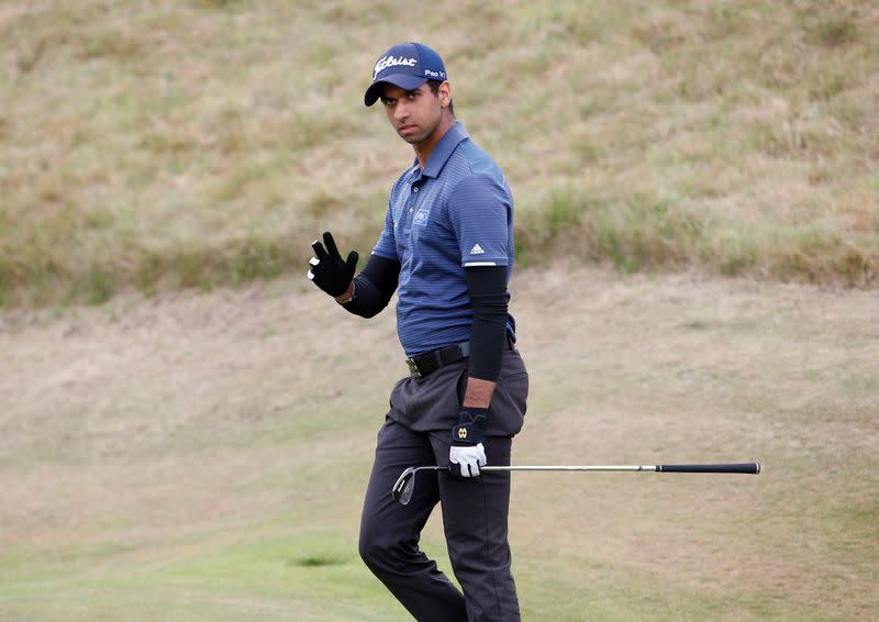 Rai beats Fleetwood in playoff to clinch Scottish Open title