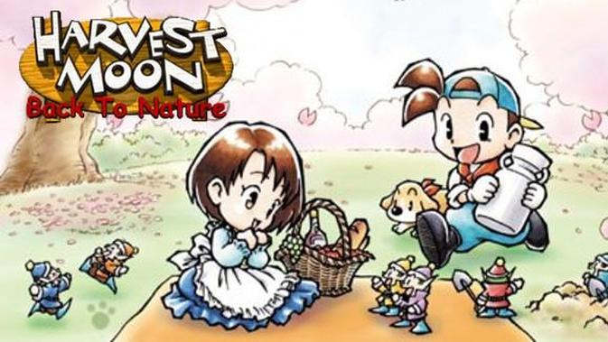 Harvest Moon Back to Nature (Sumber: Tech in Asia)