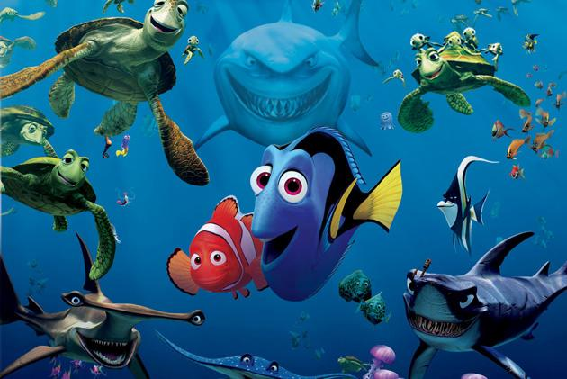Yahoo! Movies Giveaway: 'Finding Nemo' Blu-ray