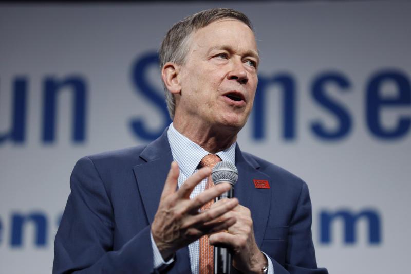US Election 2020 Colorado Senate
