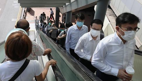 Work-related stress must be taken seriously, says a Chinese University professor. Photo: Nora Tam