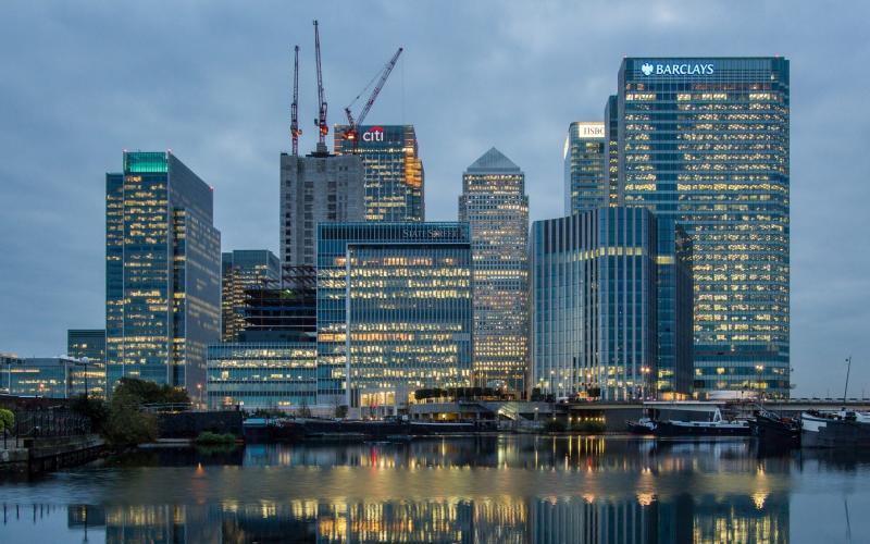 Canary Wharf - Daniel Borg/Moment RF