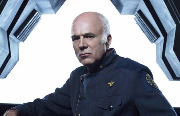 'Battlestar Galactica' Cast Voices Support for Co-Star Michael Hogan After 'Massive' Brain Injury