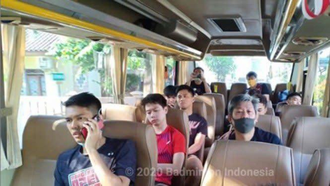Pandemi COVID-19 Momentum Evaluasi Total Atlet Bulutangkis Indonesia