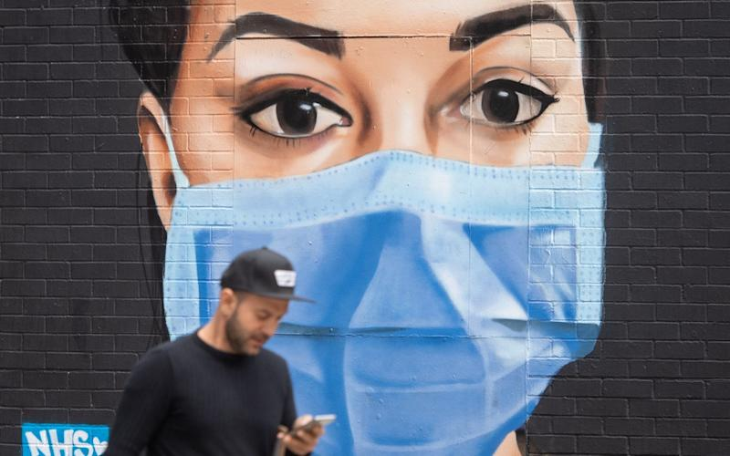 The UK coronavirus death toll has risen by204 - Dominic Lipinski/PA