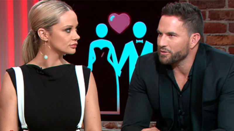 Nine has confirmed MAFS show Talking Married will be axed ahead of next year's season seven. Photo: Nine