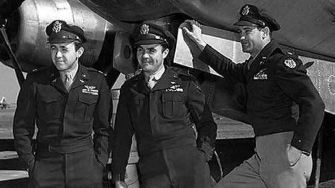 VIVA Militer: Pilot Angkatan Udara AS yang ikut dalam operasi bom di Hiroshima
