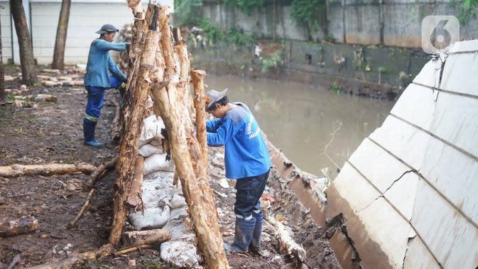 Pemprov DKI Kebut Perbaikan Tanggul dan Pompa Air