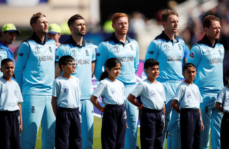 Test players left out of England's T20 squad for Pakistan series
