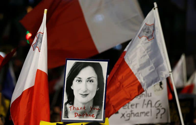 Middleman tells Malta court of plot to kill reporter