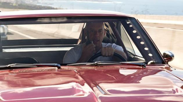 Extended look at 'Fast & Furious 6′ brings the vehicular warfare