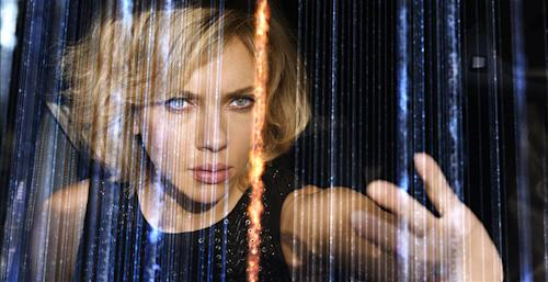 "This image released by Universal Pictures shows Scarlett Johansson in a scene from ""Lucy."" (AP Photo/Universal Pictures)"