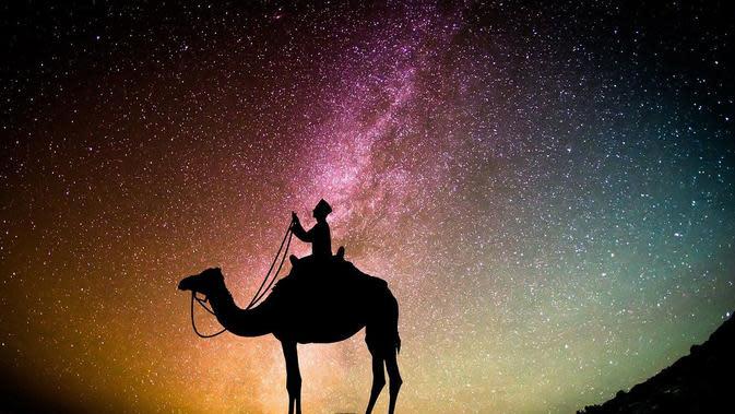 Ilustrasi Islam, Muslim. (Sumber: Pixabay)