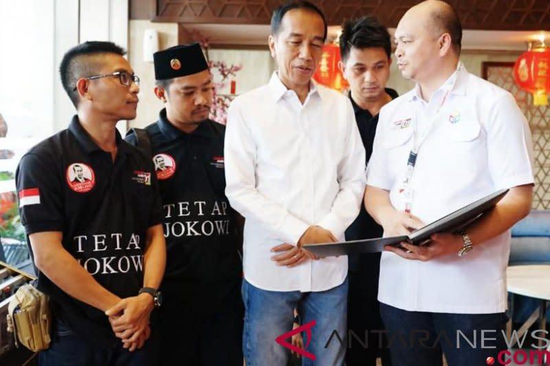 GIPI: Presiden Jokowi lokomotif pariwisata nasional