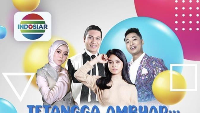Meet n Greet Virtual Tetangga Ambyar Indosiar live streaming @Vidio, Kamis, 21 Mei 2020