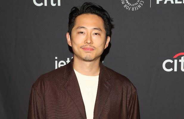 Amazon Studios Signs 'Walking Dead' Alum Steven Yeun to First-Look TV Deal